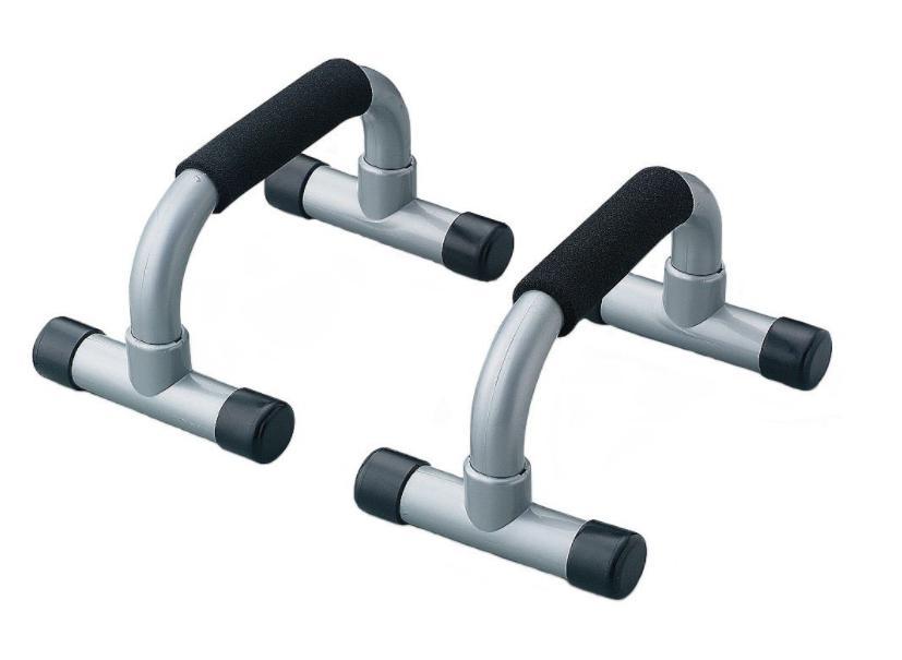 プッシュアップバーとは腕立て伏せを効率良く行う筋トレグッズ